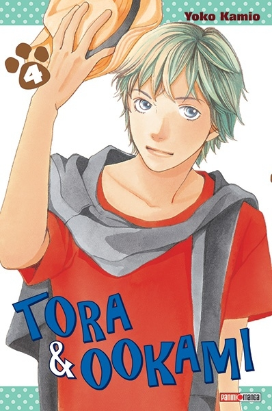 Couverture Tora & Ookami, tome 4