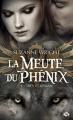 Couverture La meute du phénix, tome 1 : Trey Coleman Editions Milady (Bit-lit) 2013