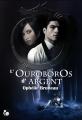Couverture L'Ouroboros d'Argent Editions du Chat Noir (Féline) 2013