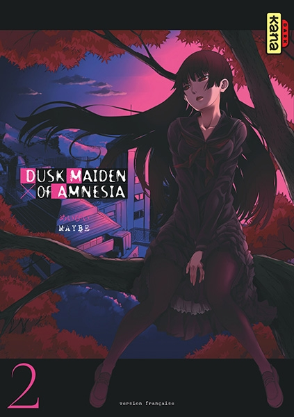 Couverture Dusk maiden of amnesia, tome 02