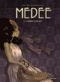 Couverture Médée, tome 1 : L'ombre d'Hécate Editions Casterman 2013