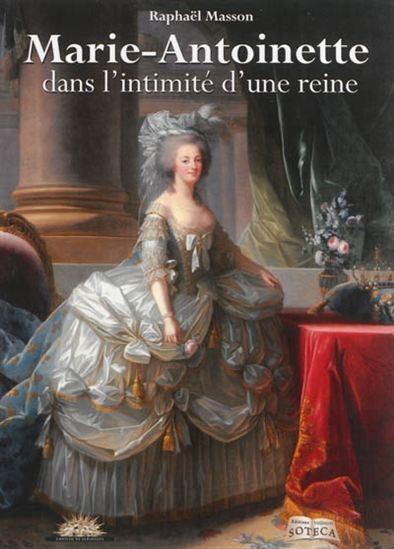 Couverture Marie-Antoinette dans l'intimité d'une reine