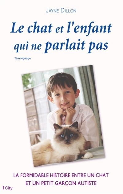 Couverture Le chat et l'enfant qui ne parlait pas