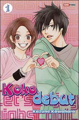 Couverture Koko Debut, tome 01