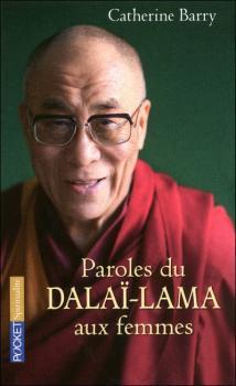 Couverture Paroles du Dalaï-Lama aux femmes