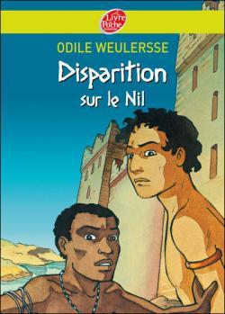 Couverture Disparition sur le Nil