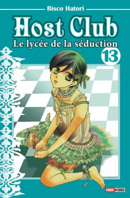 Couverture Host club : Le lycée de la séduction, tome 13
