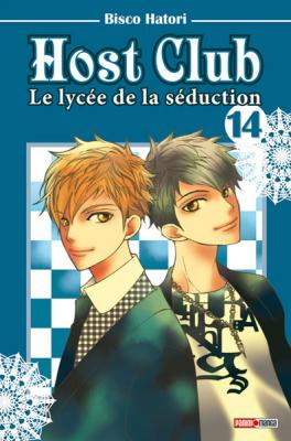Couverture Host club : Le lycée de la séduction, tome 14