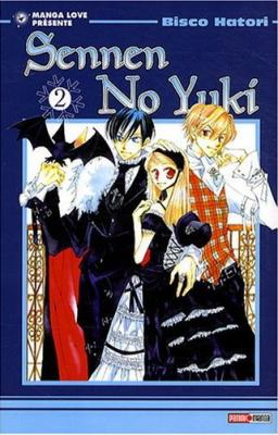 Couverture Sennen no Yuki, tome 2