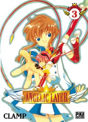 Couverture Angelic Layer, tome 3