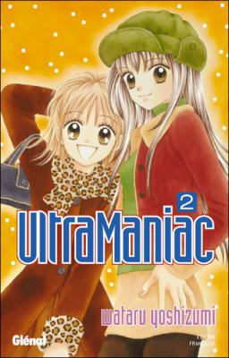 Couverture Ultra Maniac, tome 2