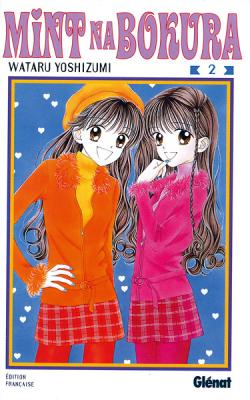 Couverture Mint na Bokura, tome 2