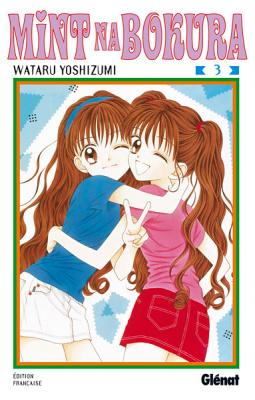 Couverture Mint na Bokura, tome 3