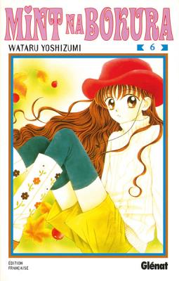 Couverture Mint na Bokura, tome 6