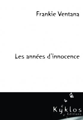 Couverture Les années d'innocence