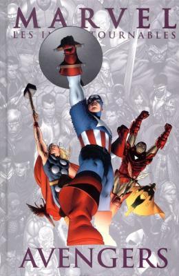 Couverture Les Incontournables Marvel : Avengers