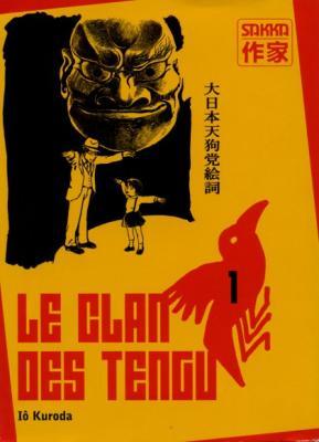 Couverture Le clan des Tengu, tome 1