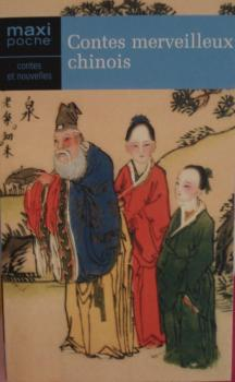Couverture Contes merveilleux chinois
