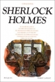 Couverture Sherlock Holmes Editions Robert Laffont (Bouquins) 1987