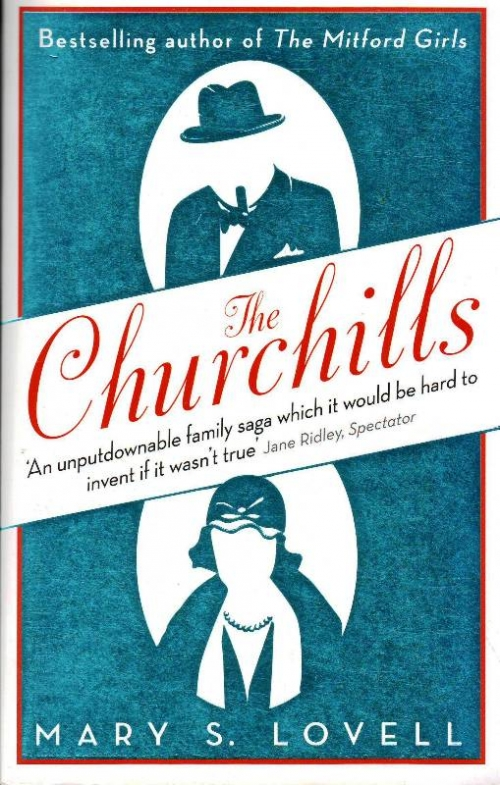 Couverture The Churchills