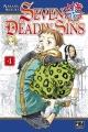 Couverture Seven Deadly Sins, tome 04 Editions Pika (Shônen) 2014