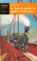 Couverture Le tour du monde en quatre-vingts jours / Le tour du monde en 80 jours Editions Maxi-Livres 2005
