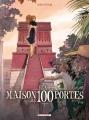Couverture La maison aux 100 portes, tome 3 : Lili Editions Delcourt 2012