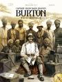 Couverture Burton, tome 1 : Vers les sources du Nil Editions Glénat 2012