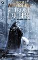 Couverture Le Trône de fer, tome 13 : Le Bûcher d'un roi Editions Pygmalion (Fantasy) 2012