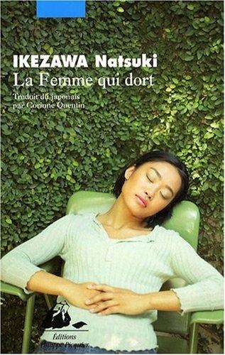 Couverture La femme qui dort