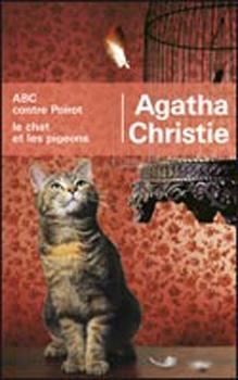Couverture ABC contre Poirot, Le chat et les pigeons