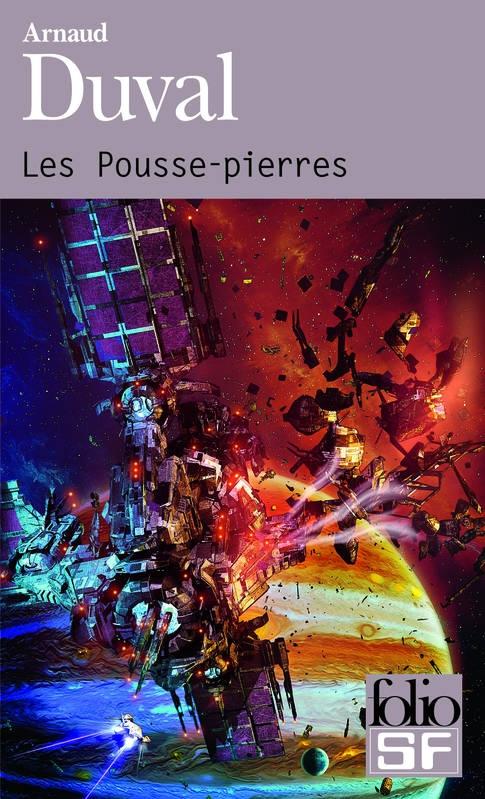 Couverture Les Pousse-Pierres