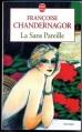 Couverture Leçons de ténèbres, tome 1 : La sans pareille Editions Le Livre de Poche (Biblio roman) 1988