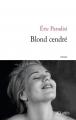 Couverture Blond cendré Editions JC Lattès (Littérature française) 2014