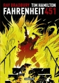 Couverture Fahrenheit 451 Editions Casterman 2010