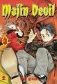 Couverture Majin Devil, tome 2 Editions Panini (Génération comics) 2003