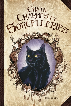 Couverture Chats, charmes et sorcelleries