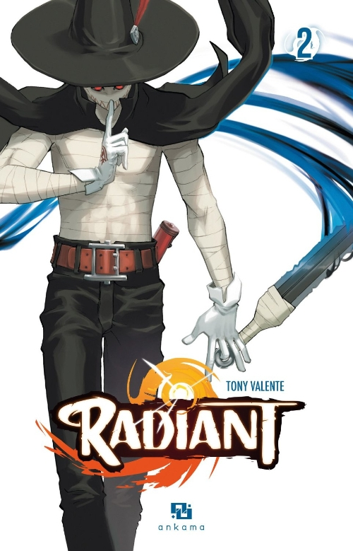 Couverture Radiant, tome 02