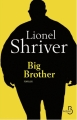 Couverture Big brother Editions Belfond 2014