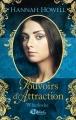 Couverture Wherlocke, tome 3 : Pouvoirs d'attraction Editions Milady (Romance) 2014