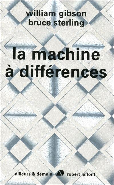 Couverture La machine à différences