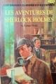 Couverture Sherlock Holme, tome 3 : Les aventures de Sherlock Holmes Editions ABC DIF 1997