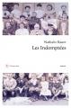 Couverture Les indomptées Editions Philippe Rey 2014