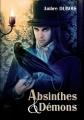 Couverture Absinthes & Démons Editions du Riez 2012