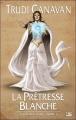 Couverture L'âge des cinq, tome 1 : La prêtresse blanche Editions Bragelonne 2013