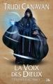 Couverture L'âge des cinq, tome 3 : La voix des dieux Editions Bragelonne (Fantasy) 2013