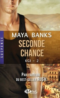 Couverture KGI, tome 2 : Seconde chance