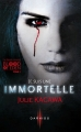 Couverture Blood of Eden, tome 1 : Je suis une immortelle Editions Harlequin (Darkiss) 2012