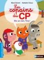Couverture Les copains du CP, tome 2 : Dis un mot, Tino ! Editions Nathan (Premières lectures) 2014
