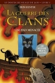 Couverture La guerre des clans (BD) : Le destin de Nuage de Jais, tome 1 : Une paix menacée Editions Pocket (Jeunesse) 2014